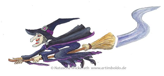 Artimboldo Natascha Wickerath Maerchen Hexe