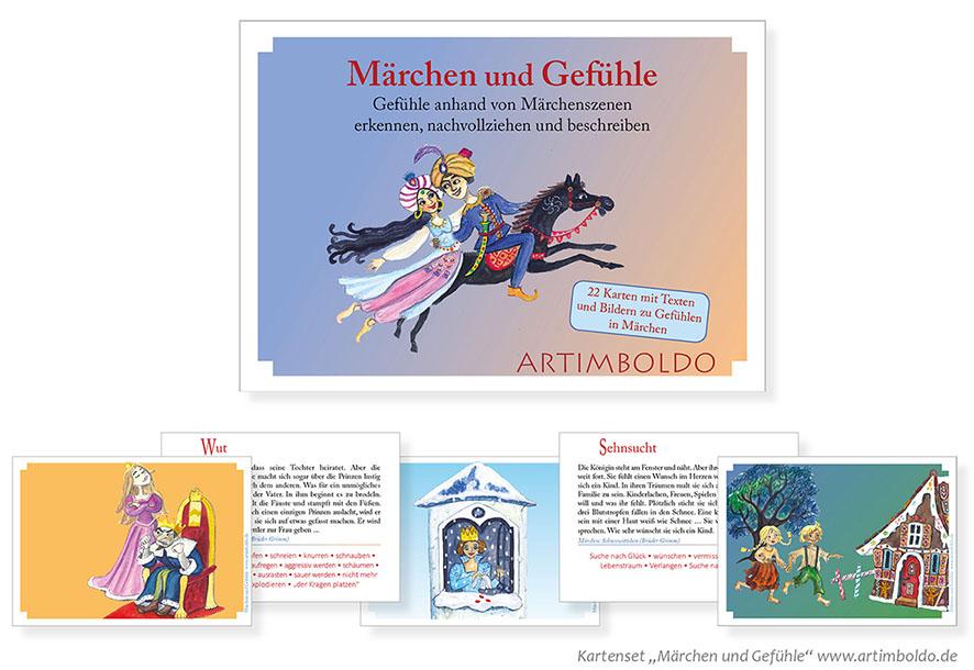 Karten Märchen und Gefühle - artimboldo.de